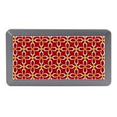 Cute Seamless Tile Pattern Gifts Memory Card Reader (Mini)