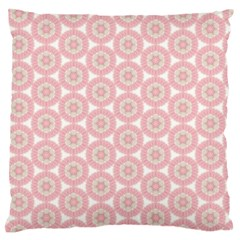 Cute Seamless Tile Pattern Gifts Large Flano Cushion Cases (Two Sides)