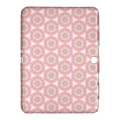 Cute Seamless Tile Pattern Gifts Samsung Galaxy Tab 4 (10.1 ) Hardshell Case