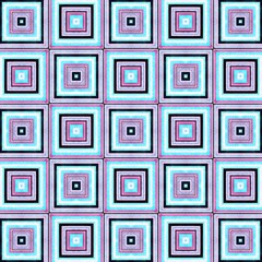 Cute Seamless Tile Pattern Gifts Magic Photo Cubes