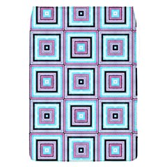 Cute Seamless Tile Pattern Gifts Flap Covers (s)