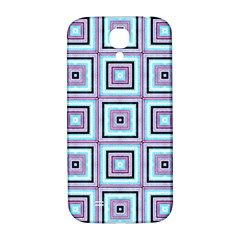 Cute Seamless Tile Pattern Gifts Samsung Galaxy S4 I9500/i9505  Hardshell Back Case