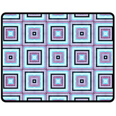 Cute Seamless Tile Pattern Gifts Double Sided Fleece Blanket (Medium)
