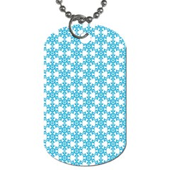 Cute Seamless Tile Pattern Gifts Dog Tag (two Sides)