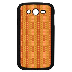 Cute Seamless Tile Pattern Gifts Samsung Galaxy Grand Duos I9082 Case (black)
