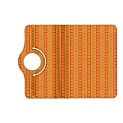 Cute Seamless Tile Pattern Gifts Kindle Fire Hd (2013) Flip 360 Case