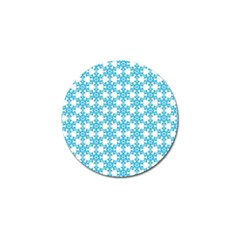 Cute Seamless Tile Pattern Gifts Golf Ball Marker (4 Pack)