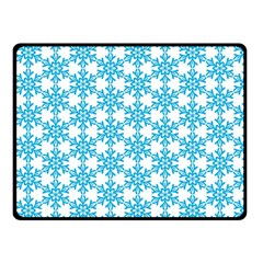 Cute Seamless Tile Pattern Gifts Double Sided Fleece Blanket (Small)