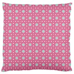 Cute Seamless Tile Pattern Gifts Standard Flano Cushion Cases (Two Sides)  Back
