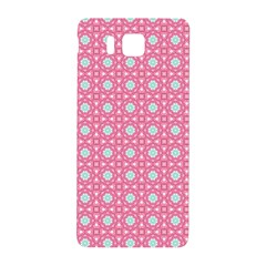 Cute Seamless Tile Pattern Gifts Samsung Galaxy Alpha Hardshell Back Case