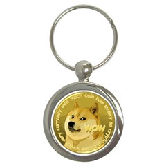 Dogecoin Key Chains (Round)