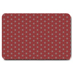 Cute Seamless Tile Pattern Gifts Large Doormat