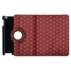 Cute Seamless Tile Pattern Gifts Apple Ipad 3/4 Flip 360 Case