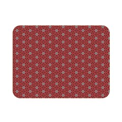 Cute Seamless Tile Pattern Gifts Double Sided Flano Blanket (mini)