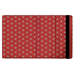 Cute Seamless Tile Pattern Gifts Apple Ipad 3/4 Flip Case