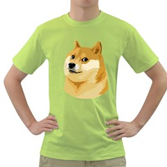 Dogecoin Green T-Shirt