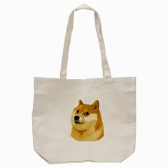 Dogecoin Tote Bag (cream)