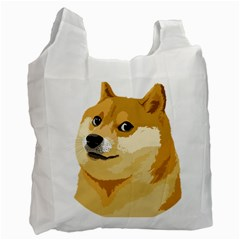 Dogecoin Recycle Bag (one Side)