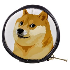 Dogecoin Mini Makeup Bags