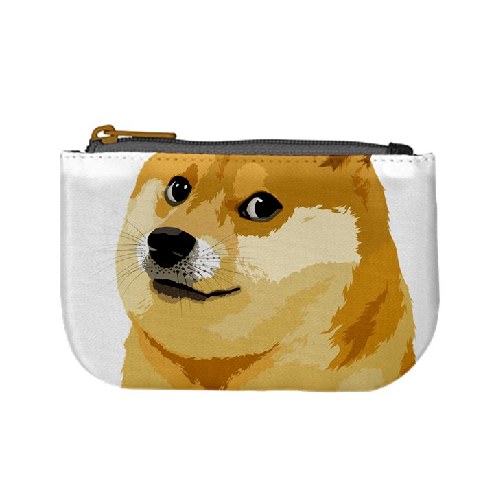 Dogecoin Mini Coin Purses