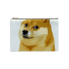 Dogecoin Cosmetic Bag (Medium)