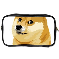 Dogecoin Toiletries Bags