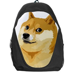 Dogecoin Backpack Bag