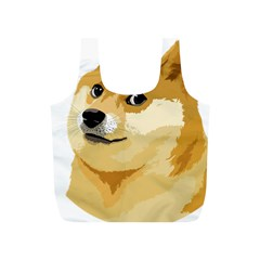 Dogecoin Full Print Recycle Bags (s)