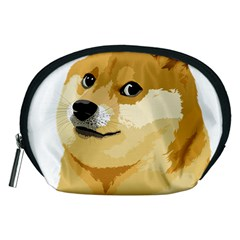 Dogecoin Accessory Pouches (medium)