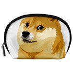 Dogecoin Accessory Pouches (Large)  Front