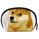 Dogecoin Accessory Pouches (Large)  Back