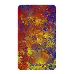 Abstract In Gold, Blue, And Red Memory Card Reader