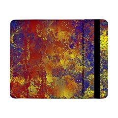 Abstract in Gold, Blue, and Red Samsung Galaxy Tab Pro 8.4  Flip Case