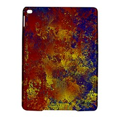 Abstract in Gold, Blue, and Red iPad Air 2 Hardshell Cases