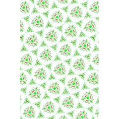 Sweet Doodle Pattern Green 5 5  X 8 5  Notebooks