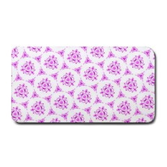 Sweet Doodle Pattern Pink Medium Bar Mats