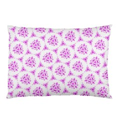 Sweet Doodle Pattern Pink Pillow Cases