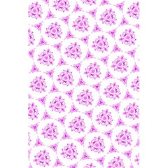 Sweet Doodle Pattern Pink 5 5  X 8 5  Notebooks