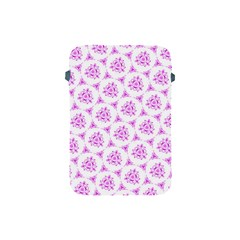 Sweet Doodle Pattern Pink Apple Ipad Mini Protective Soft Cases