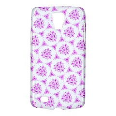 Sweet Doodle Pattern Pink Galaxy S4 Active