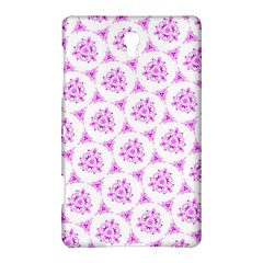 Sweet Doodle Pattern Pink Samsung Galaxy Tab S (8 4 ) Hardshell Case