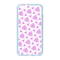 Sweet Doodle Pattern Pink Apple Seamless iPhone 6 Case (Color)