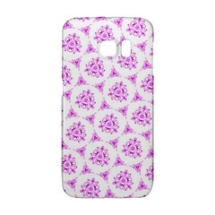 Sweet Doodle Pattern Pink Galaxy S6 Edge