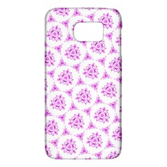 Sweet Doodle Pattern Pink Galaxy S6