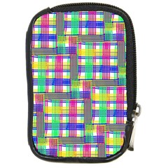 Doodle Pattern Freedom  Compact Camera Cases