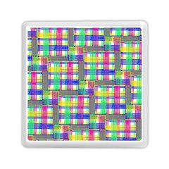 Doodle Pattern Freedom  Memory Card Reader (Square)
