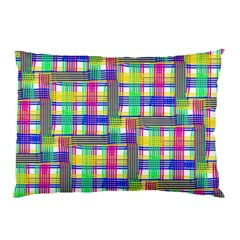 Doodle Pattern Freedom  Pillow Cases (two Sides)