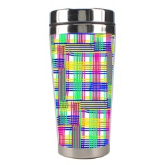 Doodle Pattern Freedom  Stainless Steel Travel Tumblers