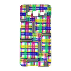 Doodle Pattern Freedom  Samsung Galaxy A5 Hardshell Case