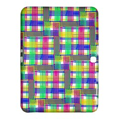 Doodle Pattern Freedom  Samsung Galaxy Tab 4 (10.1 ) Hardshell Case